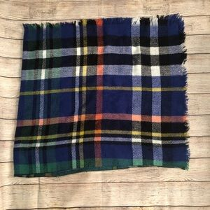 Blanket Scarf EUC